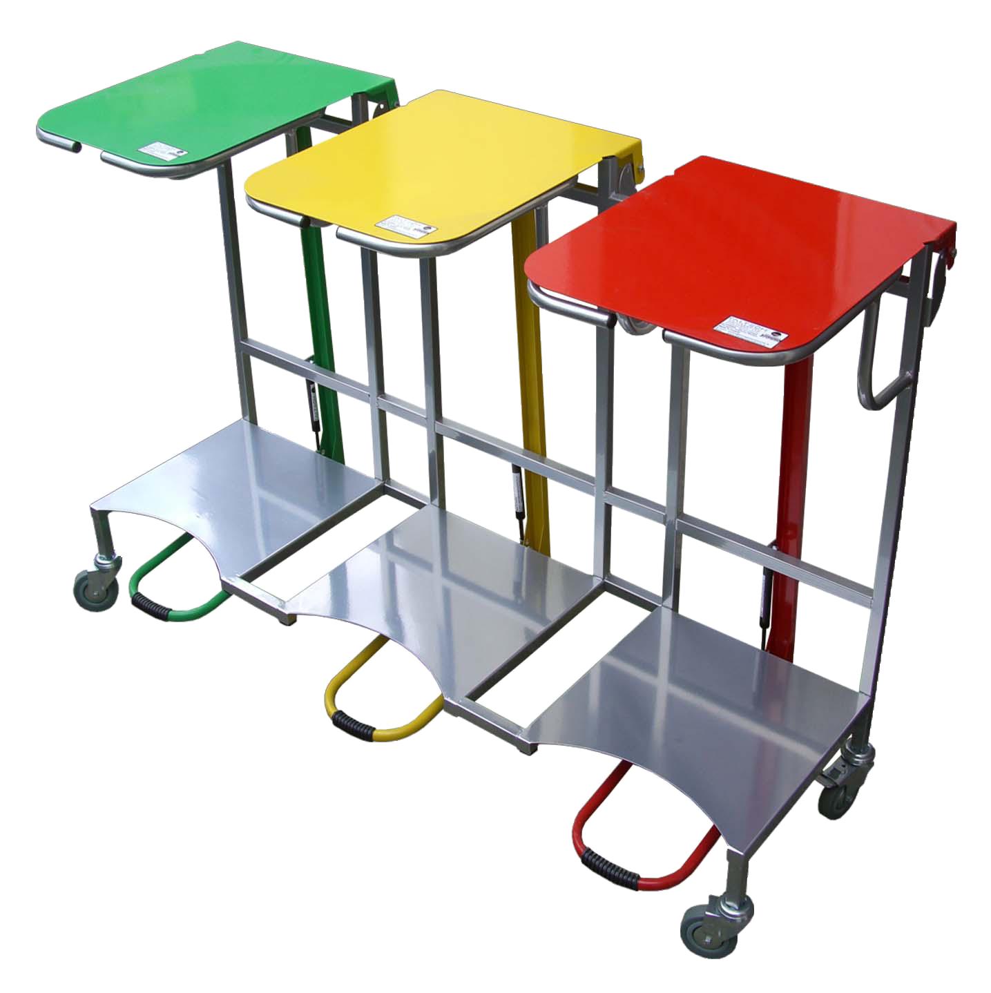 3200 mobile open type bin - Recycling mobel ...