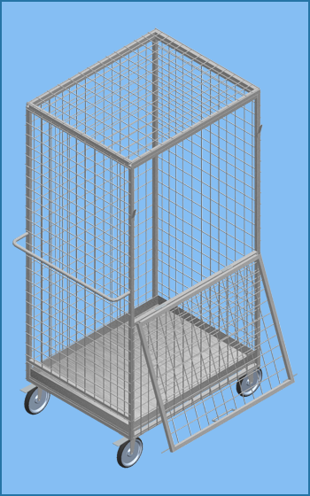 Large Trolley